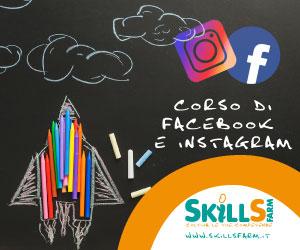 Corso Facebook e Instagram